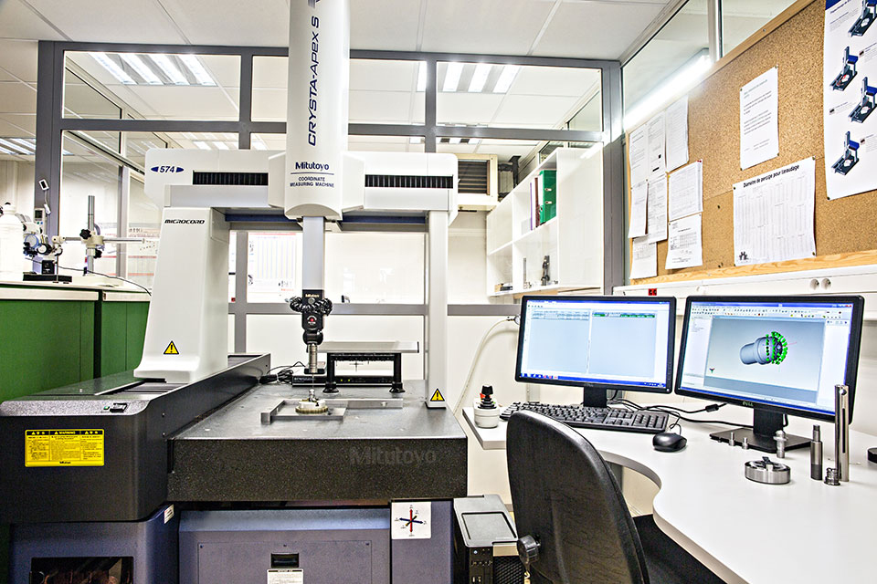 coordinate measuring machine Metrology